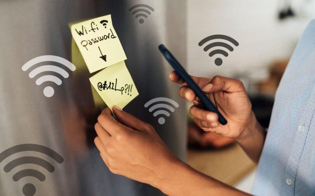 Stealing Wifi
